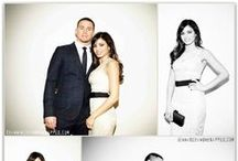 Channing and Jenna - The Tatums / The hottest celeb couple...Channing and Jenna Dewan-Tatum...awesome actors and people :) / by Paul Gomez