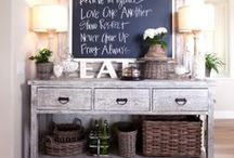Entryway / by Carrie Mauldin