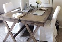 Home Office / by Carrie Mauldin