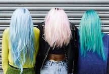 //Creative Color// / Creative color and inspiraton for the wild ones