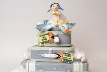 Baby Shower Cakes / Celebrating the newest member of the family!
