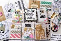 Craft - Pocket Letters Inspiration