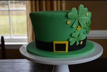 St. Patrick's Day / March, 17th. - A cool party to the man in my life with Irish blood. Lucky Me!