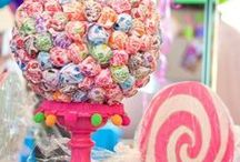 Party Hard - Candy Theme / Party planning for a Candy Land themed party