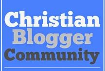 Christian Bloggers Community Group Board / A group board for the members of the Christian Bloggers Community.  You may add up to 5 (five) pins a day on topics of faith, marriage, motherhood, homeschooling, and homemaking.