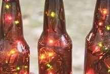 DIY, Recycle, RePurpose, Bottles, Wine, Beer, Upcycle / DIY, Recycle, RePurpose, Bottles, Wine, Beer, Upcycle