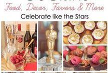 Oscar-themed Drinks & More
