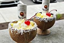 Oh Malibu! Drink Recipes / Mouthwatering summer drinks made with Malibu Coconut Rum
