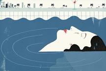 graphic / by Clara Ernst