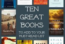 books to read / by Andie Petersen
