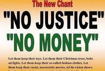 No Justice No Profit / Awesome alternatives to mainstream buying!  Ujamaa (cooperative economics) in full effect.  We all know someone who is independently creative, runs a business (indie). Let's support!