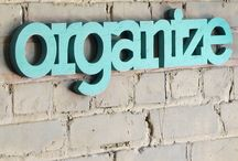 Passion for organizing!