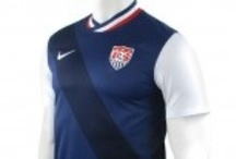 New Nike USA Apparel / by soccerloco
