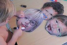 kids stuff / by Hillary Parkin