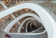 Beautiful Libraries / by UW-Parkside Library
