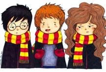 Harry Potter / by Micki Kowalik