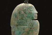 Ancient Jewelry / The jewelry of some of the earliest periods. / by N P