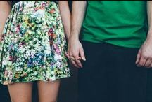 Engagement style inspiration / What to wear, what to wear / by Stefanie Cepeda Photography