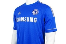 Chelsea Jerseys & Fan Gear 2012/2013 / by soccerloco