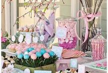 Let's Partayyy! ♡ / Party Ideas (:  / by Becca Hance