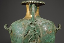 Greek Artifacts / Objects formed by humans, particularly ones of interest to archaeologists. / by N P