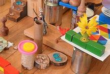 Play Activities / Play time activities for kids! Fun indoor play ideas to expand a child's imagination and pretend play!