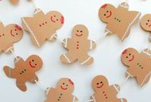 Christmas For Kids / Christmas Crafts & Activities for kids, including hands-on learning ideas!