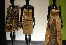 Visual Merchandising students projects / students, projects, diy, fashion, visual merchandising, crafts