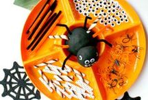 Halloween / Halloween themed crafts & activities for toddlers, preschoolers & kids! Plus costume & party ideas for kids!
