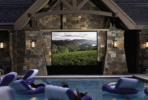 HOME THEATRES / by Janet Bennett