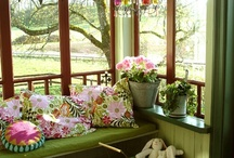 Living rms, great rms, & sunrooms / by Janet Bennett