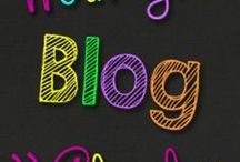 Blog Tips / Articles to improve your blog and social media reach! / by Samantha @Stir the Wonder