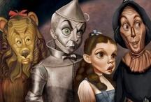 Movie Caricatures / by Micki Kowalik