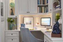 OFFICE & STUDIES / by Janet Bennett