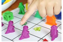 Preschool Math / Fun ways to teach Math concepts to preschoolers and early elementary learners! Including hands-on math learning ideas!