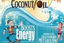 Coconut Oil Ideas / by Linda Difino