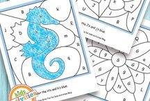 Printables / Fun activities, crafts, notebooking pages and worksheets that you can print at home!