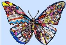 Flutterby Butterfly / by Micki Kowalik