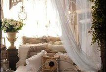 Barn Bedroom Wedding Day / by Paulette Svec