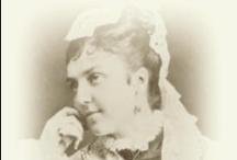 María de las Mercedes. / De Alfonso XII, su dulcísima esposa.