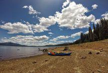 Kayak / Nothing like floating in a kayak enjoying nature!