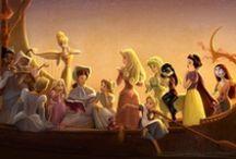 Princesses Etc. / by Micki Kowalik