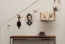 :: Wall Space :: / by Christine {The Plumed Nest}