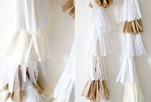 :: Party Space :: / by Christine {The Plumed Nest}