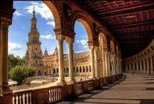 Sevilla. / Una ciudad que de no existir, habría que inventarla.