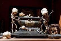 ¡Viva lo mortuorio! / La muerte forma parte de la vida. ¿O no...?