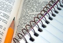 Language Arts / Language Arts curriculum ideas for homeschooling and fun, hands-on ways to learn Reading, Writing, Spelling & Grammar.