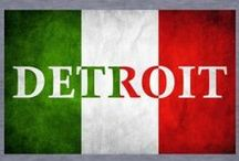 Metro Detroit / Fun & interesting things to do & see / by Gene Golles
