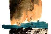 Imernst  / #Imernst, Art, design, illustration, paintings, graphics, watercolour