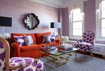 Purple Love / We love this year's color, Radiant Orchid! Here's how you can add it into your home with furniture and accessories. / by American Signature Furniture